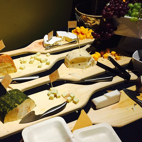 Gourmet Cheese Boards @ Uno Lakefront Arena