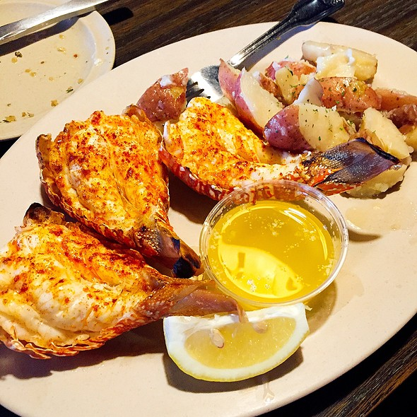 South African Lobster Tails-3 Oz.