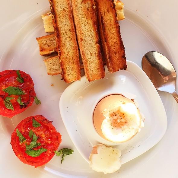 Breakfast! @ June's Kitchen In Tenerife