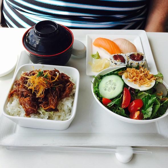 Kakuni Don Lunch Set - Morimoto Waikiki, Honolulu, HI