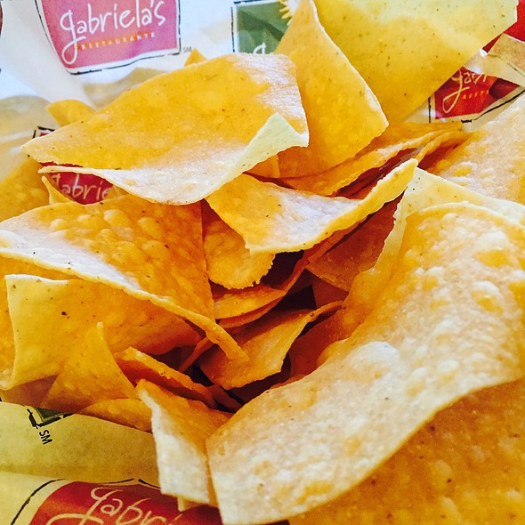 Tortilla Chips - Gabriela's, New York, NY