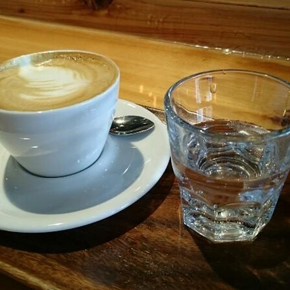 Cappuccino @ Trio Craft Coffee