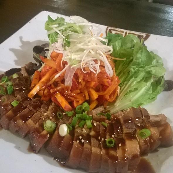 Pork Belly @ Teriyaki and Korean House