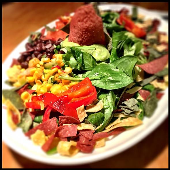 Santa Fe Salad @ Boston Pizza North Bay