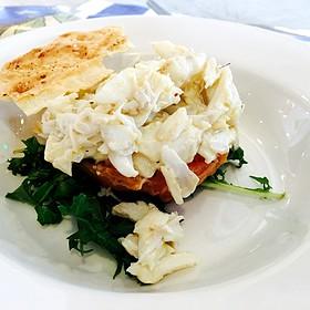 Crabmeat Ravigote Starter