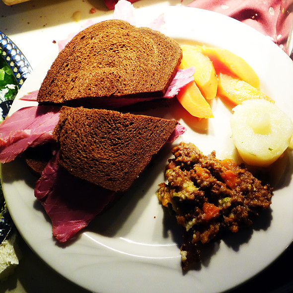 Corned Beef Sandwich - O'Briens Restaurant and Bar - Temporarily Closed, Chicago, IL