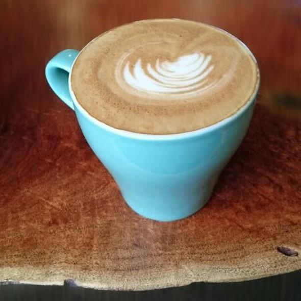 Cortado @ Roots Coffeehouse Highland Village