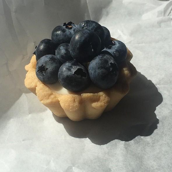 Blueberry Tarte @ Arsaga's Espresso Cafe