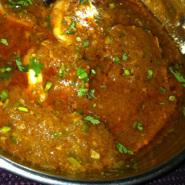 Prawn Curry @ Raaz Mahal