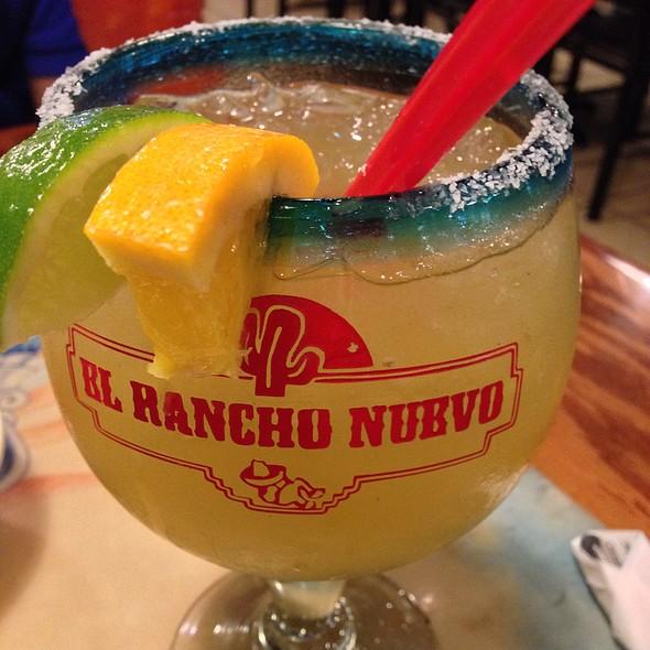 Texana Margarita @ El Rancho Nuevo