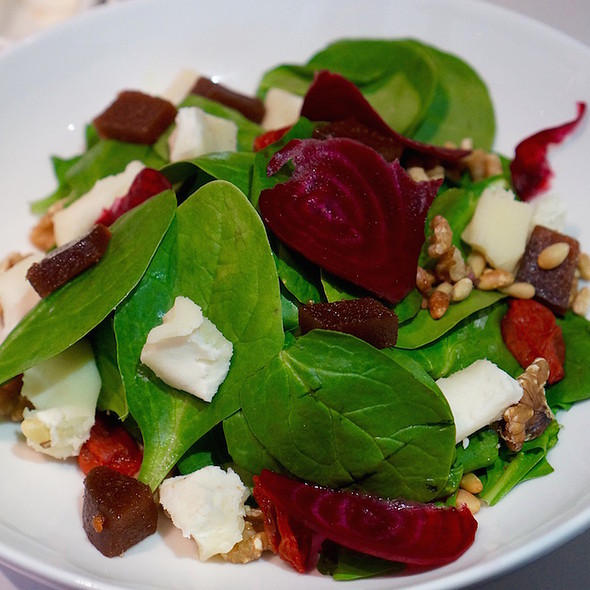 Spinach Salad - Andanada, New York, NY