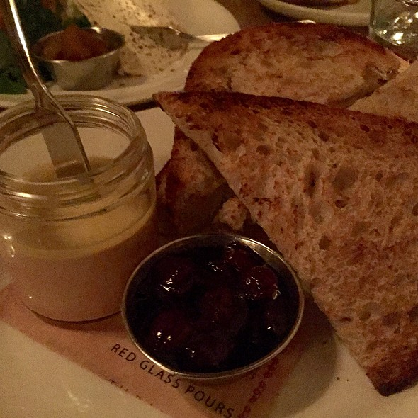 Foies Gras @ Maude's Liquor Bar
