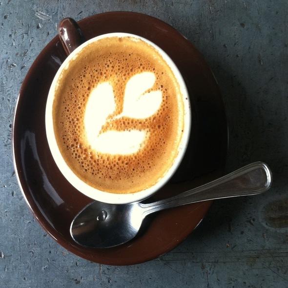 Macchiato @ Sightglass Coffee