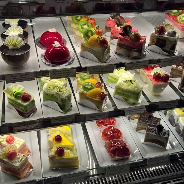 Cakes @ Terrace 61