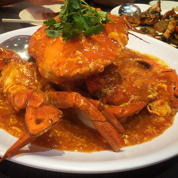 Chilli Crab @ Kim's Place Seafood