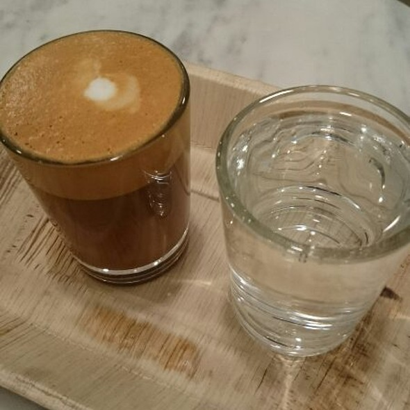Cortado @ Local Press + Brew
