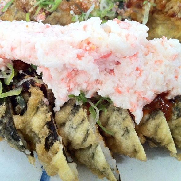 Highway Roll @ Sushi Infinity Inc