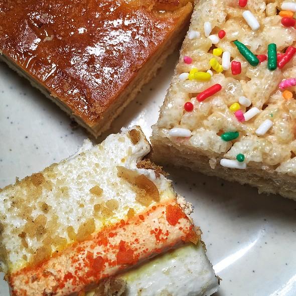 Desserts @ Koy Wan Hibachi Buffet