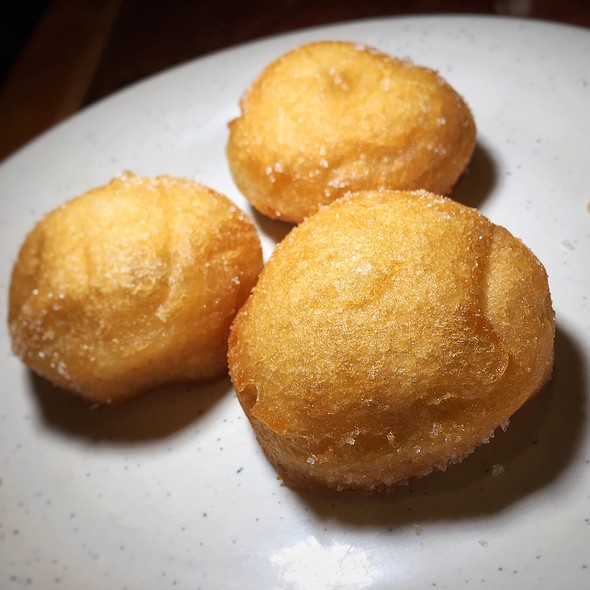 Fried Donuts @ Koy Wan Hibachi Buffet