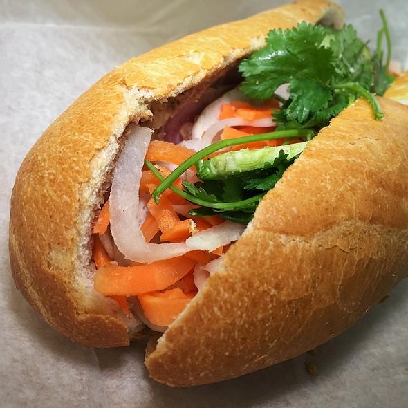 #1 Combination Banh Mi @ Boston Bakery & Cafe
