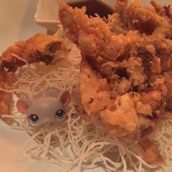 Soft Shell Slurp @ Kabuki - Sushi, Thai, Tapas