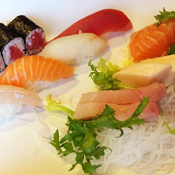 Nigiri and Sashimi