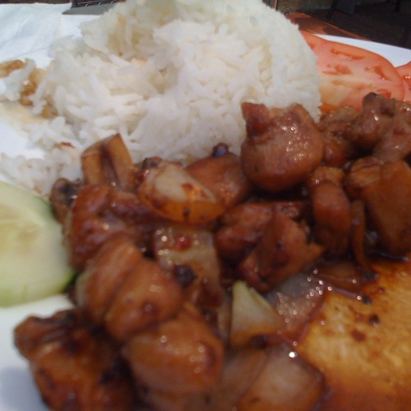 Saigon Chicken @ Far East Nashville Vietnamese