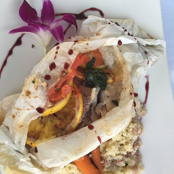 Red Snapper - Bayfront Bistro, Fort Myers Beach, FL