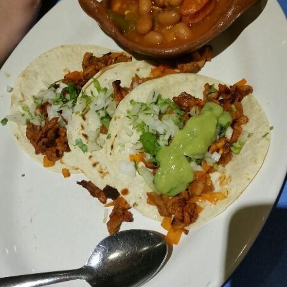 Tacos al Pastor @ La Parrilla