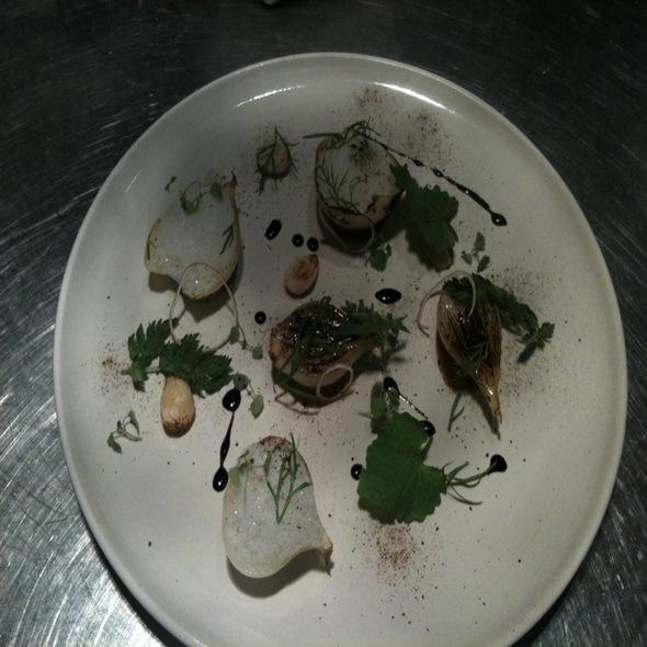 Onion @ Frantzén/Lindeberg
