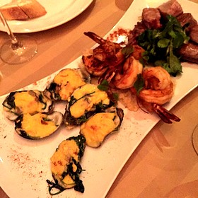 Appetizer - Sterling's Seafood Steakhouse at Silver Legacy Resort Casino, Reno, NV
