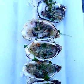 Chargrilled Oysters - Different Pointe of View