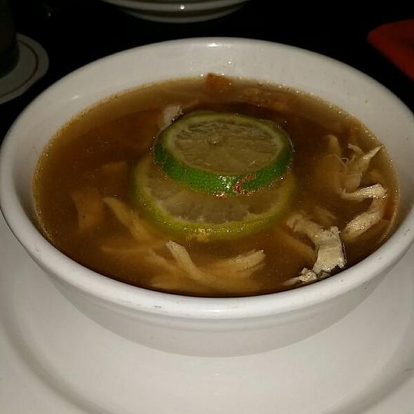 Sopa De Lima @ Hacienda Teya