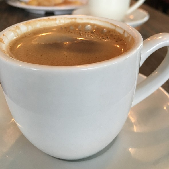 Greek Coffee @ E Taverna