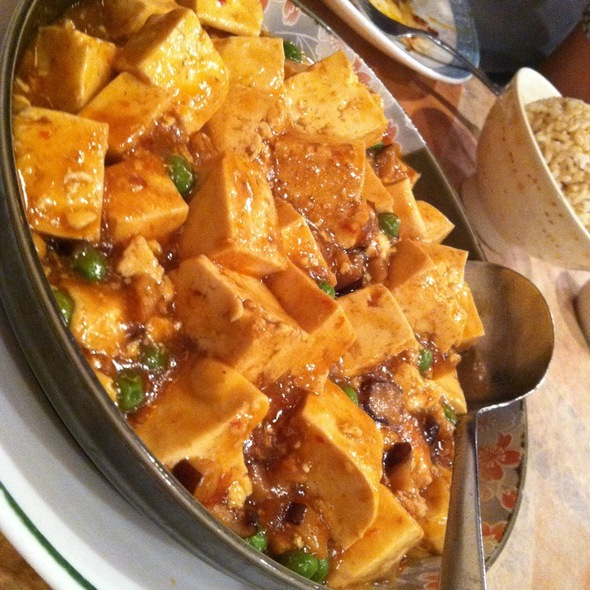 Ma Po Tofu @ Yuan Fu Vegetarian