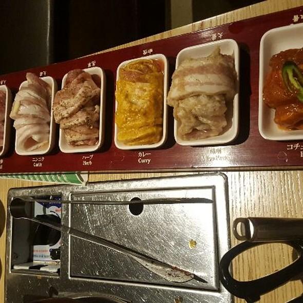 8 Flavours Pork