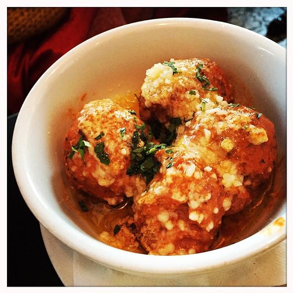 Meatballs @ Walter's