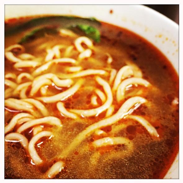 Beef Noodles Soup @ Lam Zhou Handmade Noodle