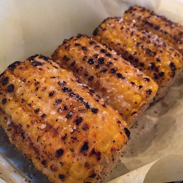 Ck Street Corn @ Cajun Kitchen