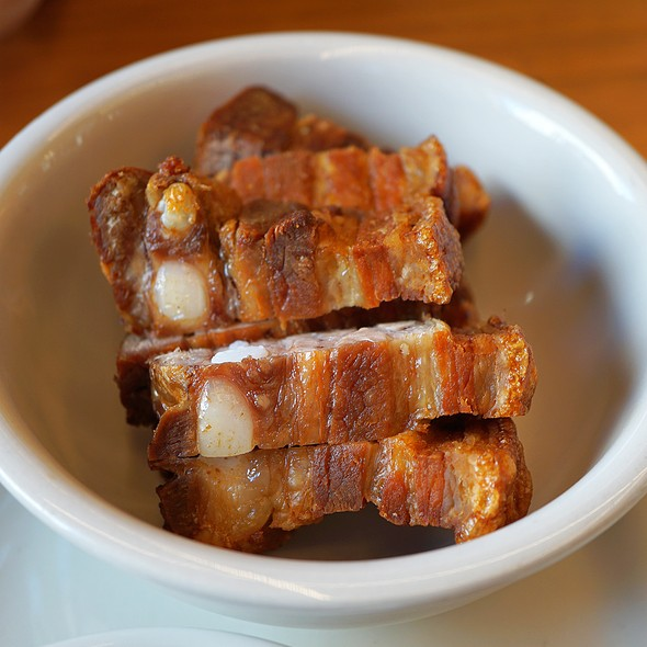 Pork Belly @ LILY'S FACTORY