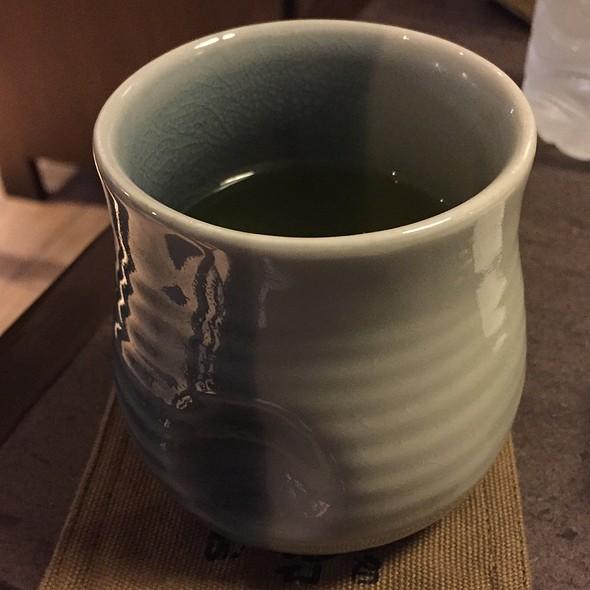 Green Tea @ Torajiro