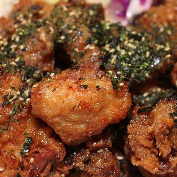 Pork Guisantes @ Joe's Grill Express