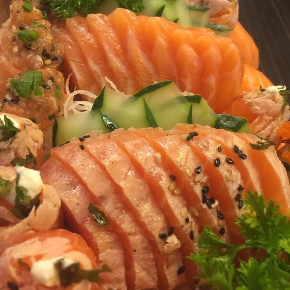 Sashimi @ Shinkai Sushi