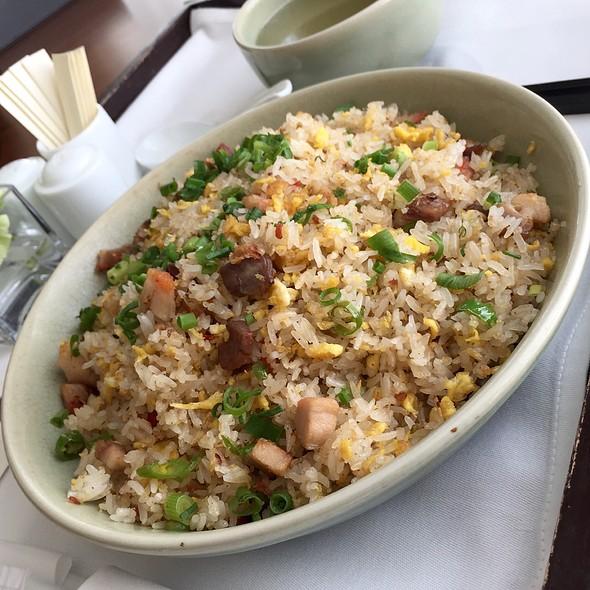 Roasted Pork Fried Rice @ Donghai 88