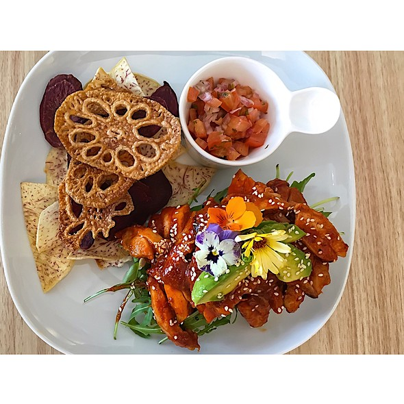 Grilled Chicken Avocado @ Nara Kitchen & Co.