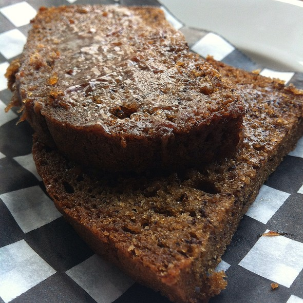 Banana Bread @ The Flying Pig