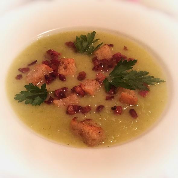 Leek & Potato Soup @ Little Venice Country Park
