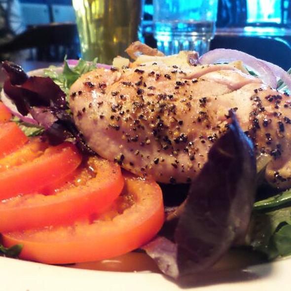 Accent Salad W/ Chicken - Accent European Lounge, Edmonton, AB