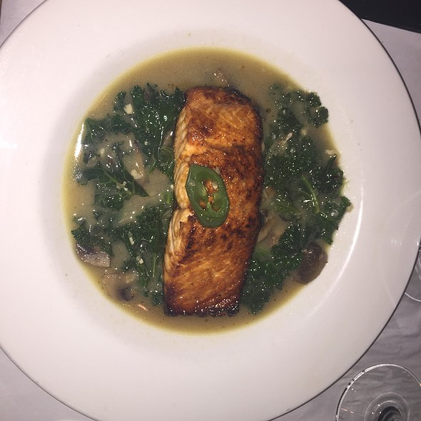 Turbinado Glazed Salmon - Aquitaine - Chicago, Chicago, IL