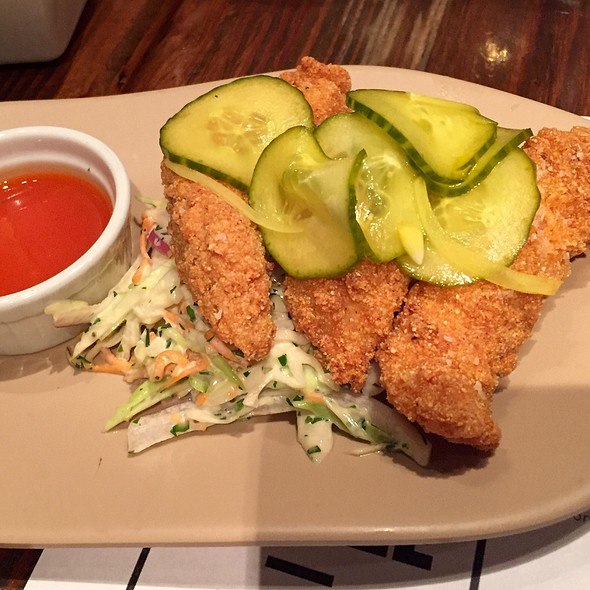 Fried Catfish @ Local Three Kitchen & Bar